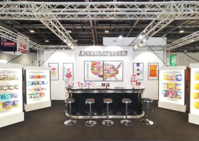 Exhibition Stand – International Food Festival 2019